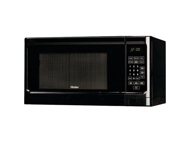 HAIER ZHMC1120BEBB 1.1 Cubic-Ft 1000-Watt Microwave Black