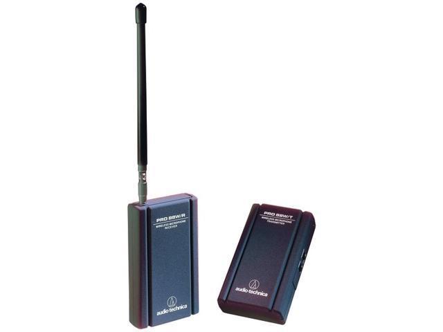 AUDIO TECHNICA PRO88-E35 VHF Wireless Microphone System