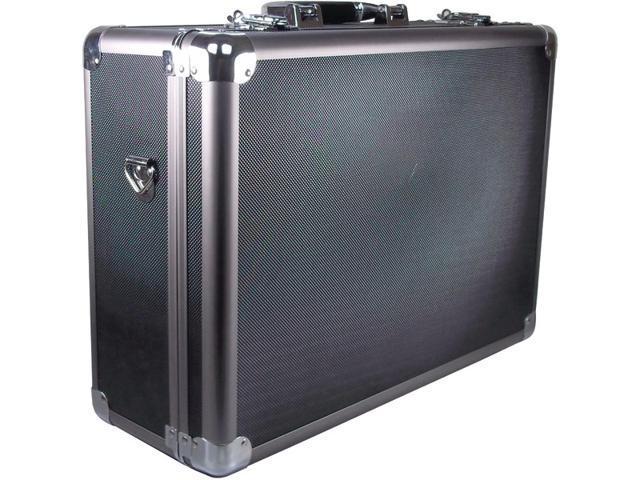 Ape Case - ACHC5600 - APE CASE ACHC5600 Aluminum Hard Case (Exterior dim: 12.75H x 6.75W x 18.13D; Interior dim: 12.25H