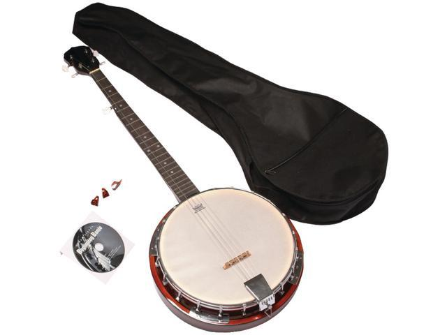 EMEDIA EB05123 Emedia Learn To Play Banjo Pack