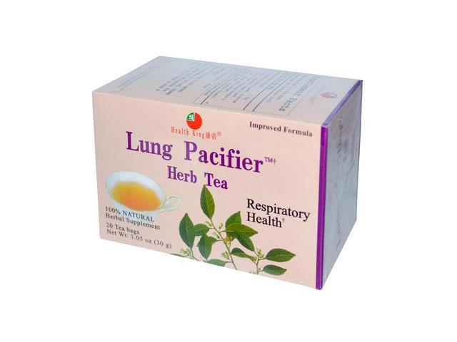 Tea Lung Pacifier 20 Bags