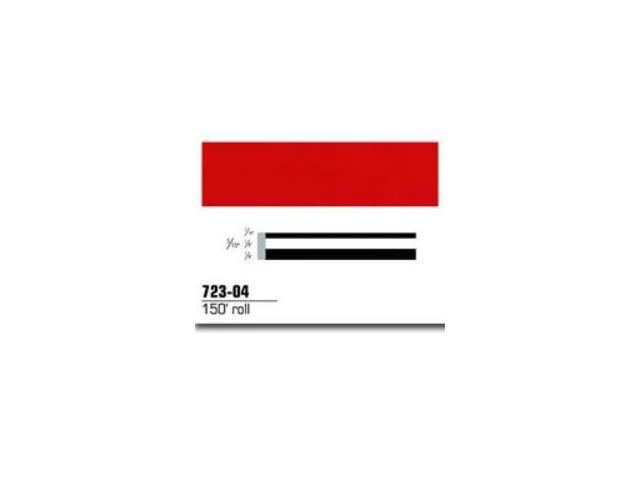 3M 723-04 ScotchCal Striping Tape - Red - 5/16-inch x 150-Foot