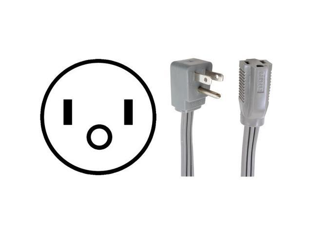 PETRA 15-0303 Appliance Extension Cord (3ft)