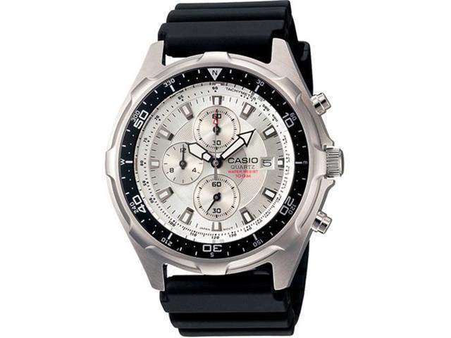 Casio AMW330-7AV Men's Analog/Digital Dive Chronograph Resin Strap Sports Watch