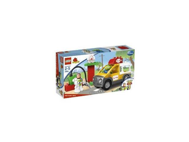 Lego Duplo Pizza Planet Truck