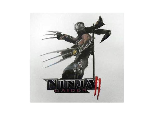 Ninja Gaiden II Wall Sized Graphic