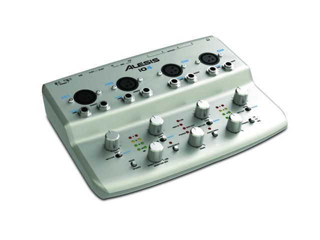 Alesis iO4 USB Audio Interface