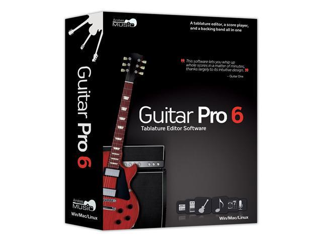 Arobas Music IP04101 Guitar Pro 6