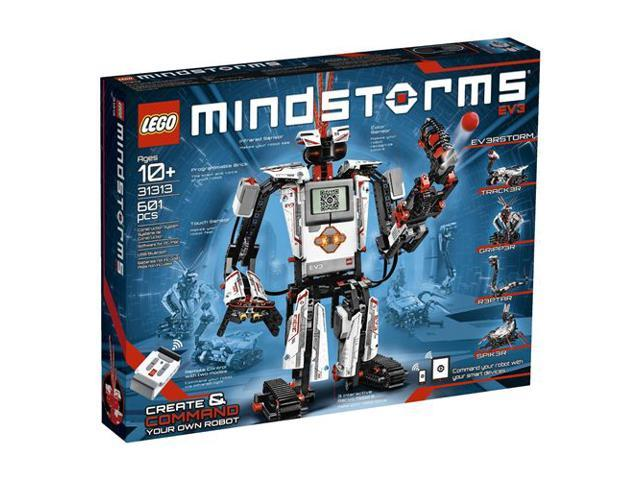 LEGO Mindstorms Programmable EV3 Customizable Robot - Newegg.com