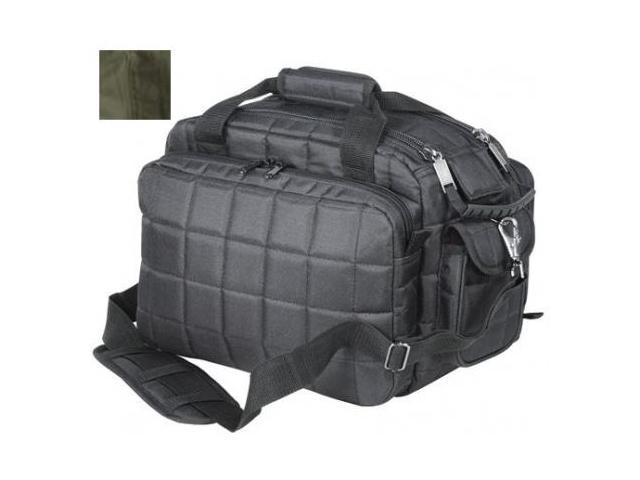 Voodoo Tactical Compact Scorpion Range Bag,16x7x11in,Olive Drab