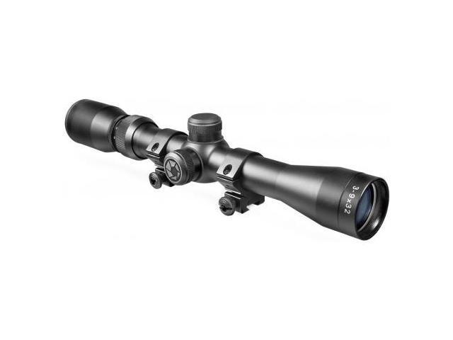 Barska Plinker 22 Rimfire Rifle Scope 3-9x 32mm 30-30 Reticle