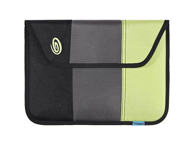 Timbuk2 Envelope Sleeve Black/Gunmetal/Lime-Aide 228-1-7026