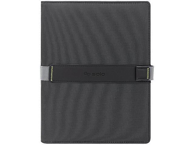 """SOLO Storm Universal Fit Tablet / eReader Booklet (8.5"""" - 11"""")"""