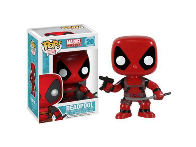 Pop! Marvel Universe Deadpool Vinyl Bobble Figure