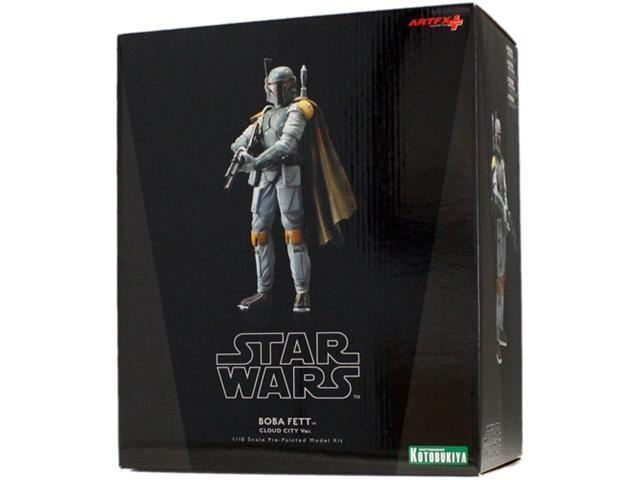 Star Wars: Boba Fett Cloud City Ver ARTFX Statue