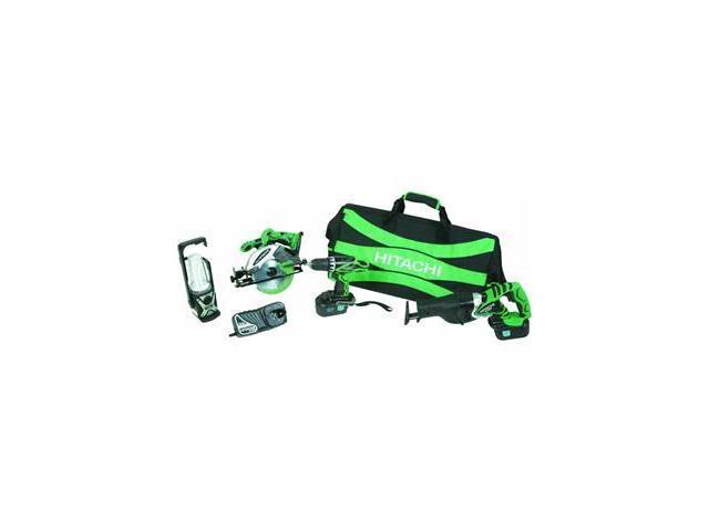 Hitachi Power Tools 18V 4 Tool Combo Kit