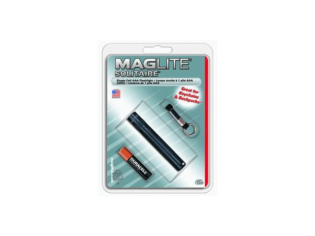 Mag Instrument Solitaire Keychain Flashlight.