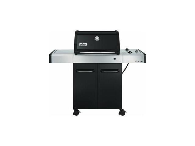 weber spirit e 210 propane grill 4411001 black. Black Bedroom Furniture Sets. Home Design Ideas