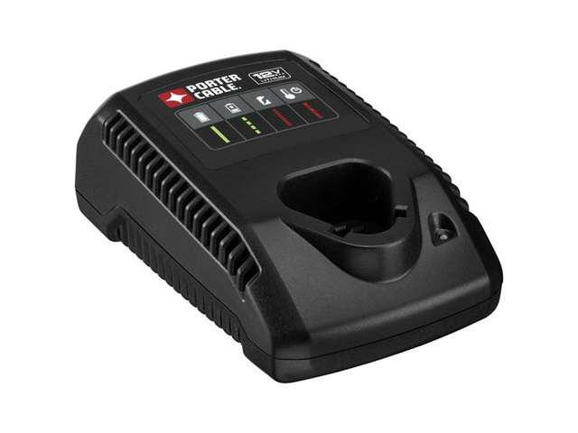 PORTER CABLE PCL12C Battery Charger,12.0V,Li-Ion
