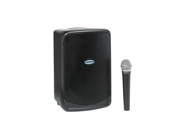 Samson XP40iw Portable PA System w/ Microphone