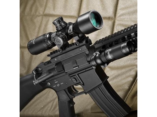 BARSKA 3-9x42 IR Contour AC11422 Rifle Scope