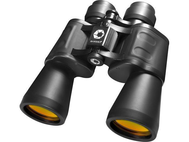 BARSKA X-TRAIL 10x50 WA Ruby Lens Large Porro Prism Binoculars