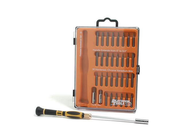 Extending Handle Screwdriver Set