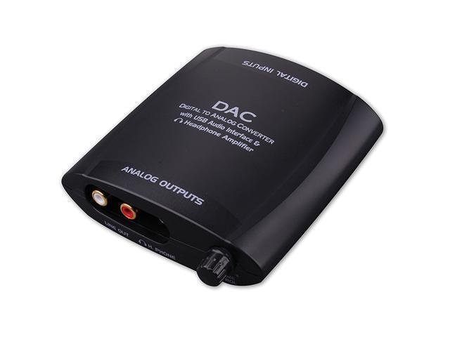 Vanco International 280533 Digital to Analog Audio Converter