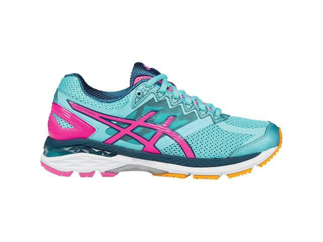Asics 2016 Women's GT-2000 4 Running Shoes - T656N.4034 (Turquoise/