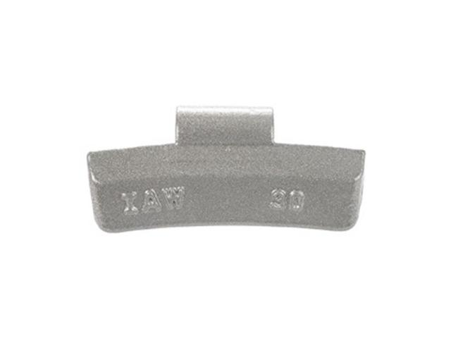Wheel Weight, IAW Srs Coated, 55g, Pk 25