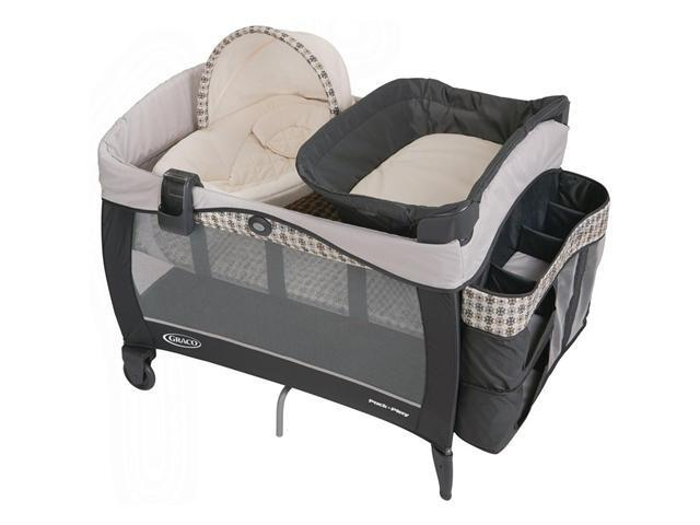 Graco Pack 'n Play Napper Elite