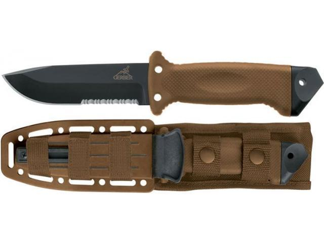 Gerber Lmf Ii Infantry Brown   22-01463