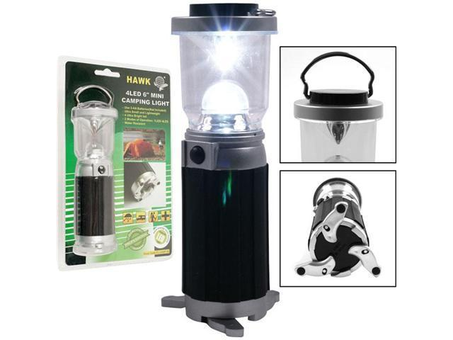 LED Mini Lantern Camping Light - Happy Camper