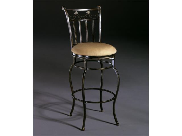 Hillsdale Furniture Camelot II Swivel Counter Stool - OEM