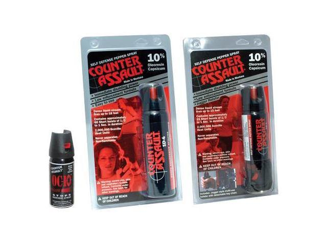Counter Assault Pepper Spray