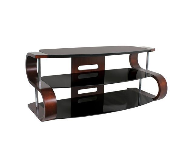 LumiSource TV-TS-120-1T Metro Series TV Stand 120