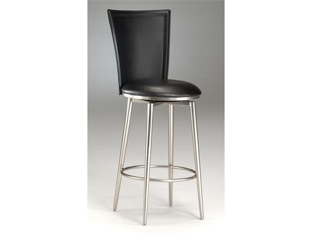 Hillsdale Furniture Bristol Swivel Bar Stool Newegg Com