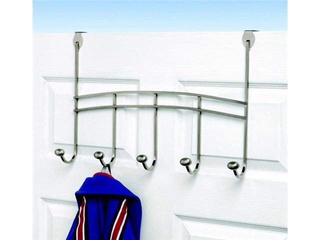 Dutchess Coat Rack - Over Door Hanger - by Spectrum