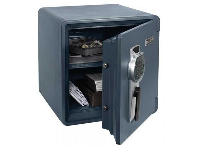 First Alert Waterproof Fireproof Safe 1.31 cu' - by First Alert