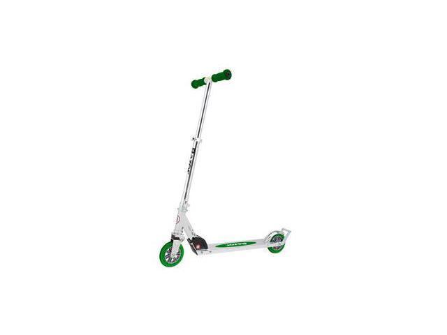 Razor A3 Folding Aluminum Kick Scooter – Green
