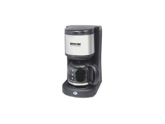 Better Chef IM-104S 4-Cup Non-Stick Coffee Maker