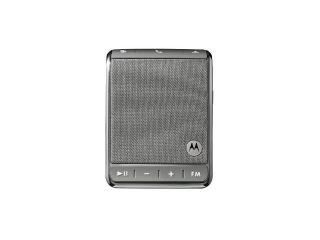 Motorola Roadster 2 Universal Bluetooth In-Car Speakerphone - Silver (Retail)