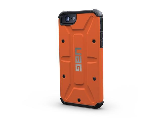 UAG Outland Rust / Black Case For iPhone 5 UAG-IPH5-RST/BLK-W/SCRN-VP