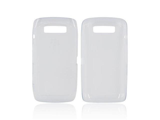 Clear Frost Original Crystal Silicone Case For Blackberry Torch 9860/9850