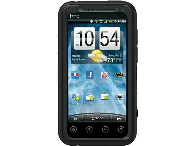Otterbox Black Defender Case for HTC EVO 3D