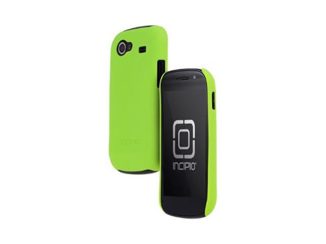 Lime Green OEM Incipio Feather Hard Plastic Case Cover, Ht-165 For Google Nexus S