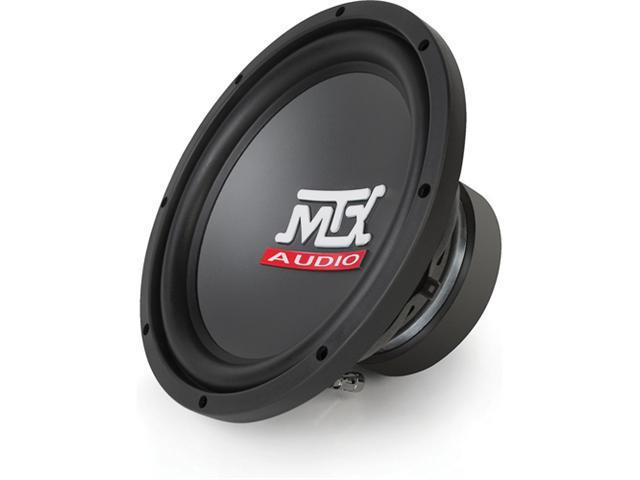 "MTX 15"" Single 4 OHM Round Subwoofer RTS15-04"