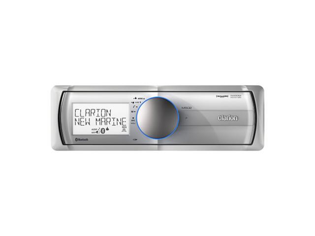 CLARION M502 Marine MP3 Receiver with Bluetooth(R)
