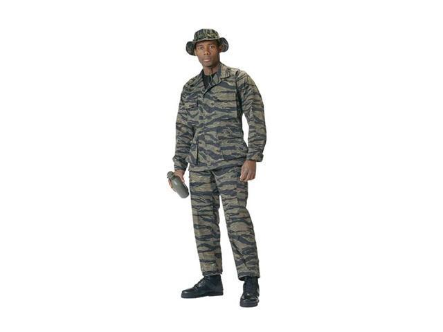 Men's Ultra Force BDU Pants by Rothco in Tiger Stripe