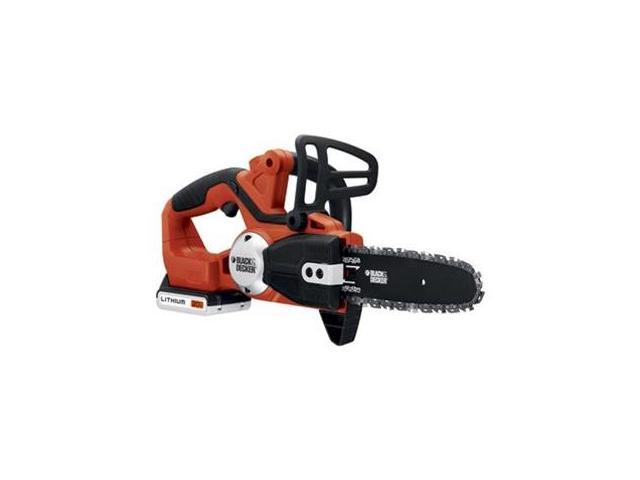 Black and Decker LCS120 20V Lithium Cordless Chain Saw